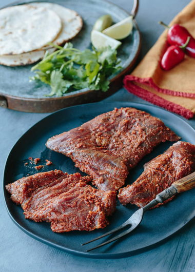 Carne Asada Flank Steak